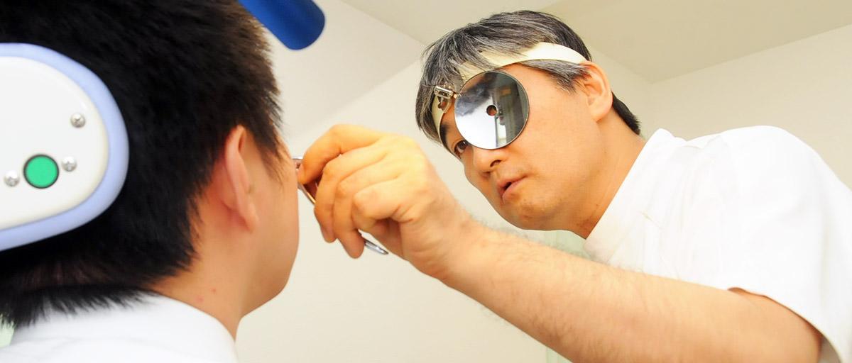 新中野耳鼻咽喉科クリニックでは患者さまに寄り添った丁寧な診療を心がけております。